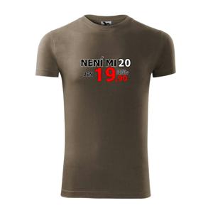 Není mi 20 - Viper FIT pánské triko