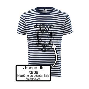 Nesnáším být sexy - vlastní jméno - Unisex triko na vodu