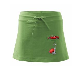 Nesplnitelný sen (Hana-creative) - Sportovní sukně - two in one