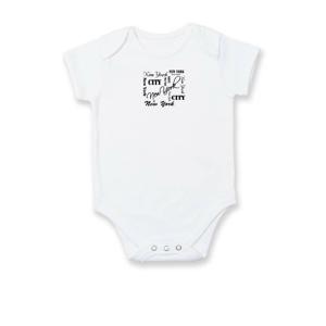 New York City font - Body kojenecké