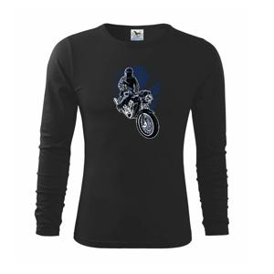 Night Rider - Triko dětské Long Sleeve