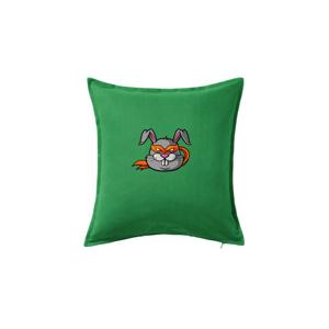 Ninja králík - Polštář 50x50
