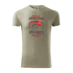 No Limits - Replay FIT pánské triko