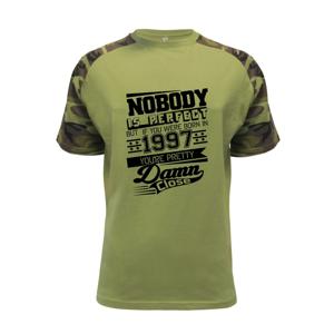 Nobody is perfect - 1997 - Raglan Military