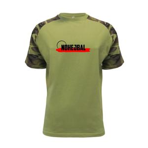 Nohejbal nápis - Raglan Military