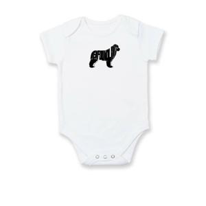 Novofundlandský pes - Body kojenecké