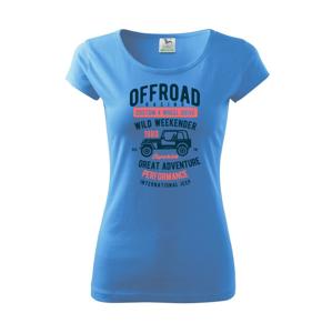 Off Road Racing - Pure dámské triko