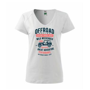 Off Road Racing - Tričko dámské Dream