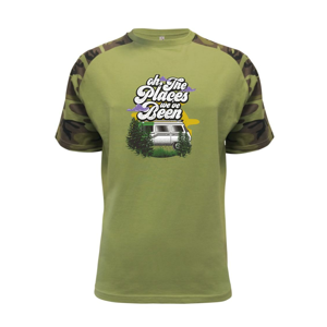 Oh the places - Raglan Military