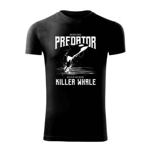 Orca predator - Replay FIT pánské triko