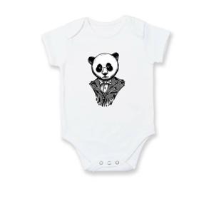 Panda gentleman - Body kojenecké