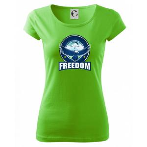 Paragliding orel freedom - Pure dámské triko