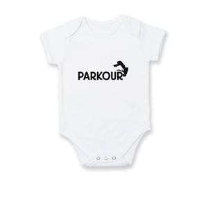 Parkour - salto - Body kojenecké
