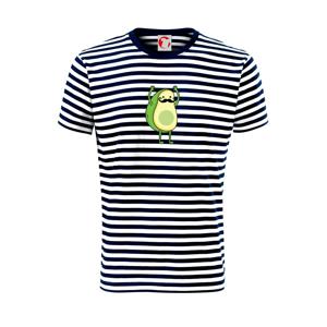 Párové triko - avokádo - Unisex triko na vodu