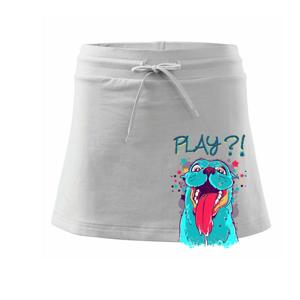 Pes - Play?! - Sportovní sukně - two in one