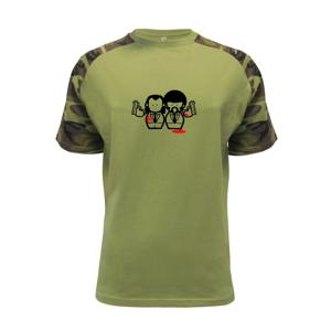 PF - Postavičky - Raglan Military