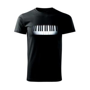 Piano ve tmě - Heavy new - triko pánské