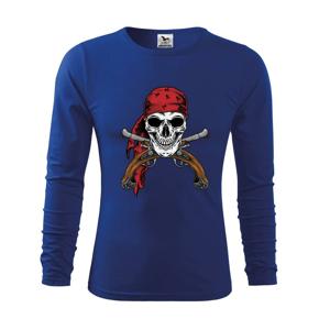 Pirát s bambitkou - Triko dětské Long Sleeve