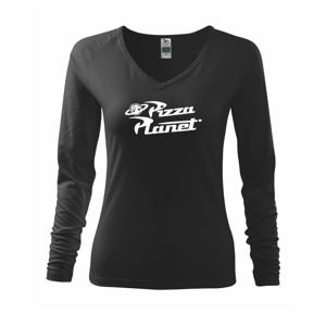 Pizza Planet - Triko dámské Elegance