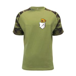 Pizza v kapse - Raglan Military