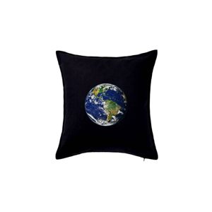 Planeta Země - Polštář 50x50