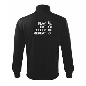 Play Eat Sleep Repeat hokej - Mikina bez kapuce Adventure