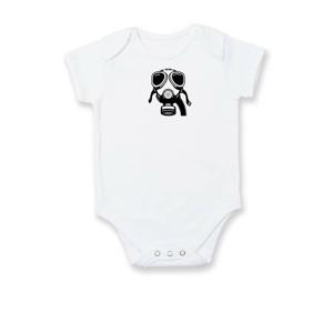 Plynová maska - Body kojenecké