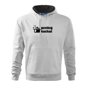 Poctivý Kuchař - Mikina s kapucí hooded sweater
