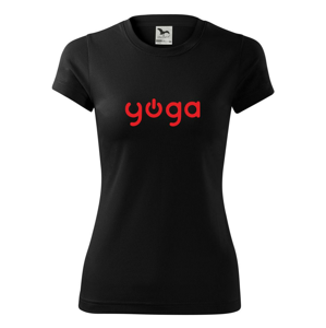 Power yoga logo - Dámské Fantasy sportovní