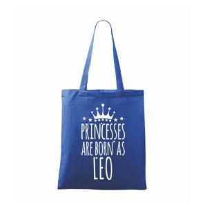 Princesses are born as Leo - Lev - Taška malá