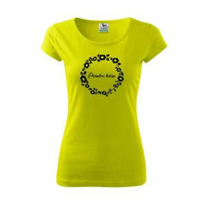 Přírodní krása - Pure dámské triko
