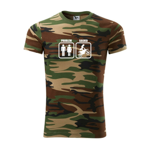 Problem - Freestyle - Army CAMOUFLAGE