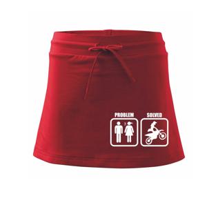 Problem - Freestyle - Sportovní sukně - two in one