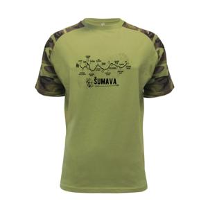 Profil Šumavy - Raglan Military