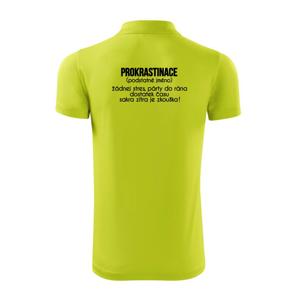 Prokrastinace - Polokošile Victory sportovní