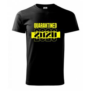 QUARANTINED - Heavy new - triko pánské