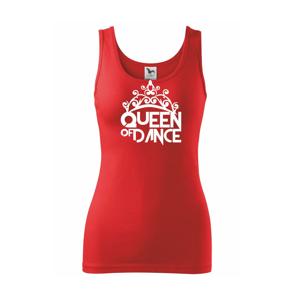Queen of Dance - Tílko triumph