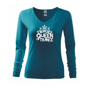 Queen of Trance - Triko dámské Elegance