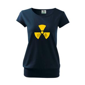 Radioaktivita - Volné triko city