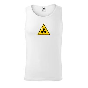 Radioaktivní značka - Tílko pánské Core
