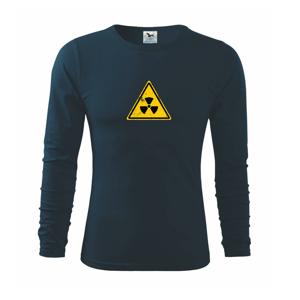 Radioaktivní značka - Triko s dlouhým rukávem FIT-T long sleeve