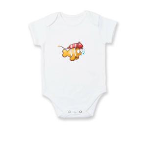 Raketová ryba - Body kojenecké
