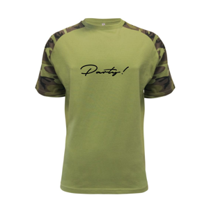 Řekni to - Party - Raglan Military