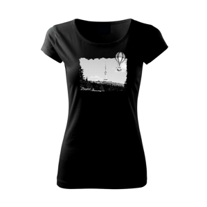 Retro Praděd - Pure dámské triko