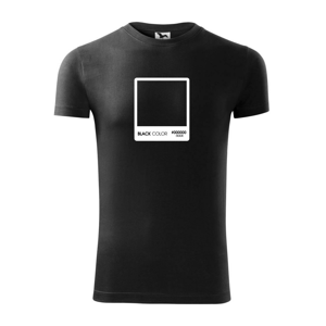 RGB black - Replay FIT pánské triko