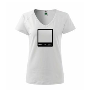 RGB white - Tričko dámské Dream