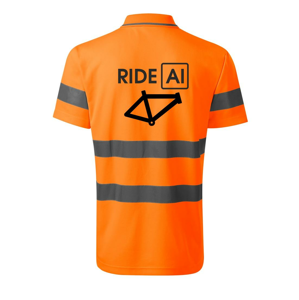 Ride Al - HV Runway 2V9 - Reflexní polokošile