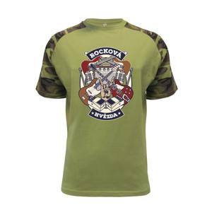 Rocková hvězda - Raglan Military