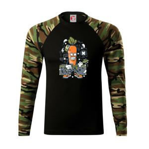 Rocková mrkev - Camouflage LS