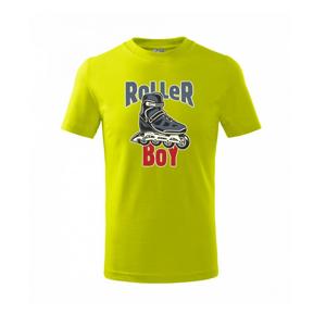 Roller boy modern - Triko dětské basic
